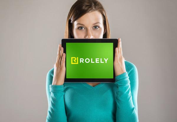 Sample branding #3 for Rolely