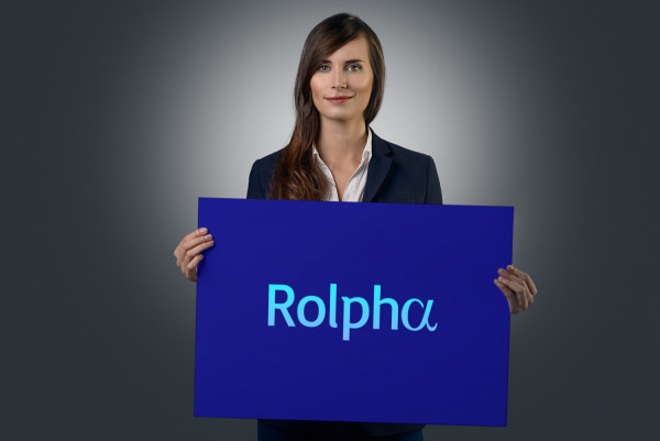Sample branding #1 for Rolpha