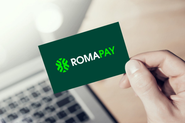 Sample branding #1 for Romapay