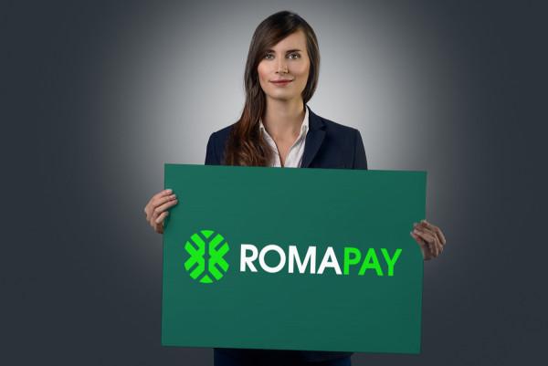 Sample branding #3 for Romapay