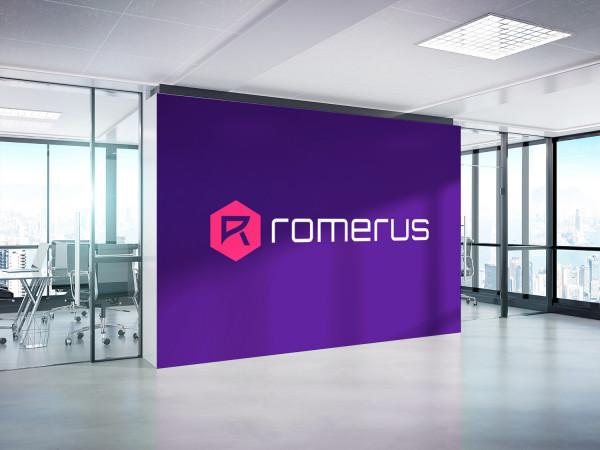 Sample branding #3 for Romerus