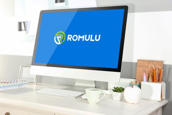 Sample branding #2 for Romulu