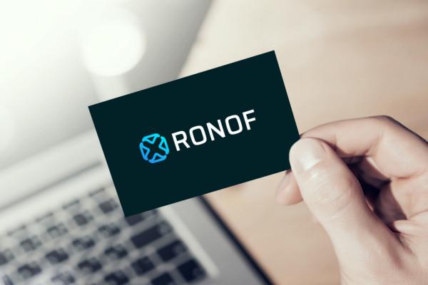 Sample branding #2 for Ronof