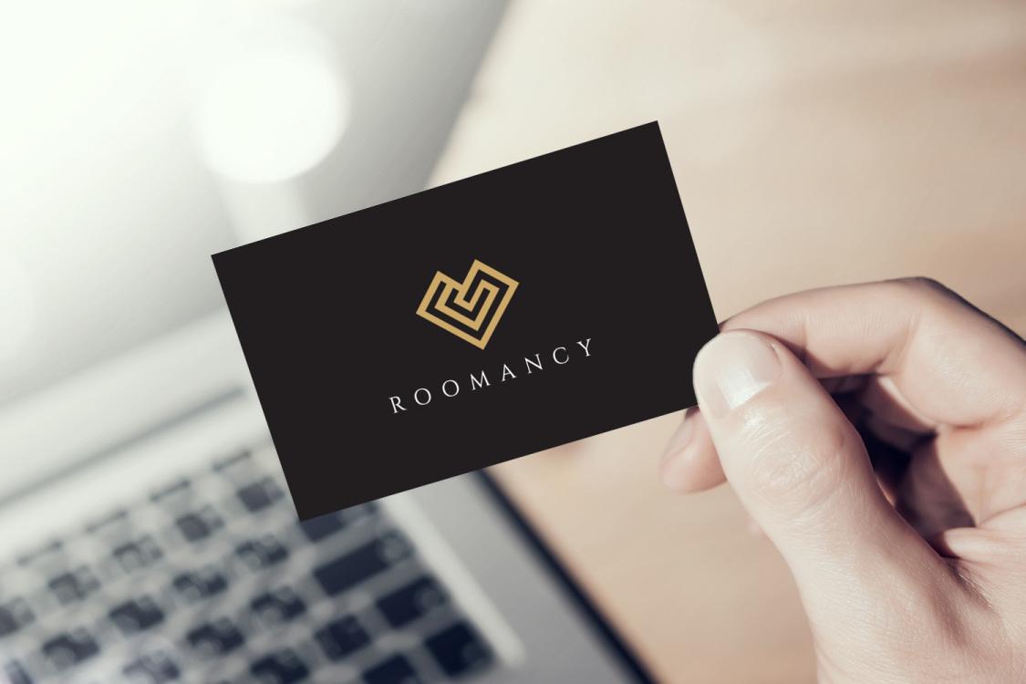 Sample branding #3 for Roomancy