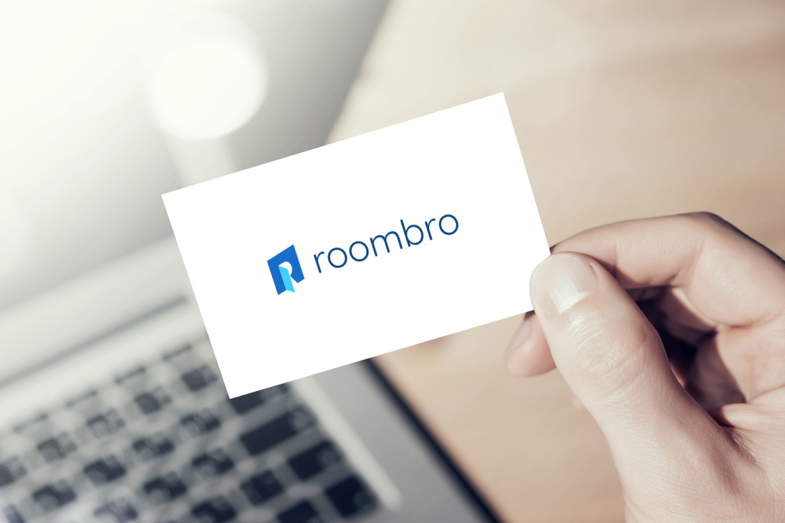 Sample branding #2 for Roombro