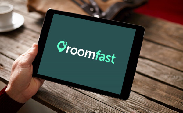 Sample branding #2 for Roomfast