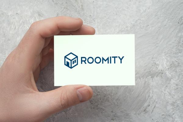 Sample branding #2 for Roomity