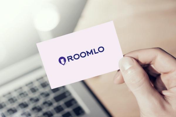 Sample branding #2 for Roomlo