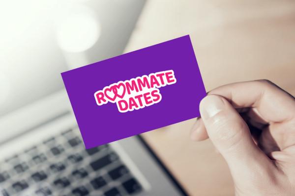 Sample branding #2 for Roommatedates