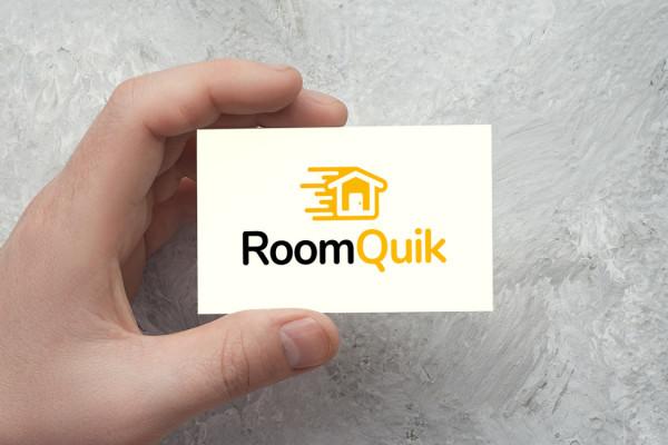 Sample branding #2 for Roomquik