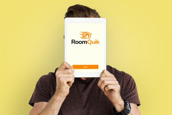 Sample branding #3 for Roomquik