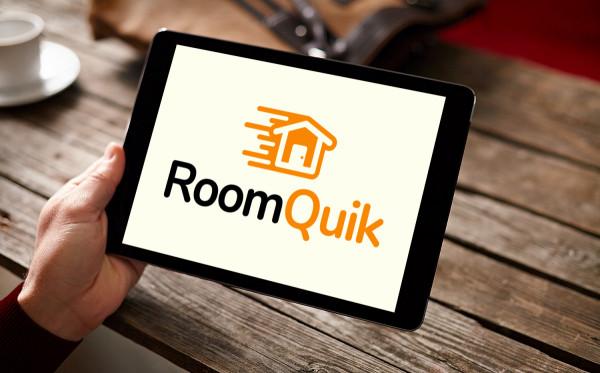 Sample branding #1 for Roomquik