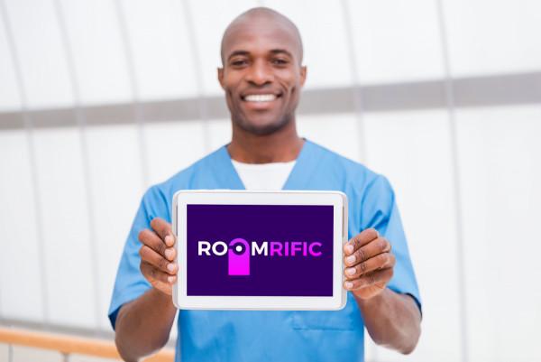Sample branding #1 for Roomrific