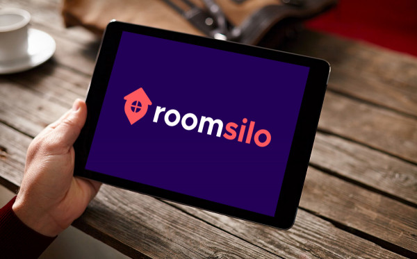 Sample branding #2 for Roomsilo