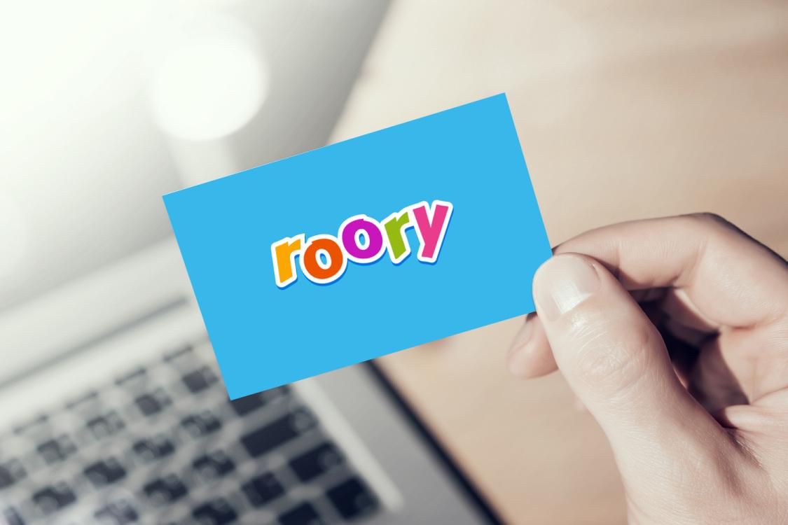 Sample branding #2 for Roory
