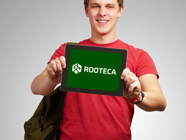 Sample branding #2 for Rooteca