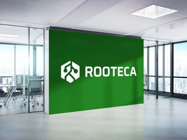 Sample branding #1 for Rooteca