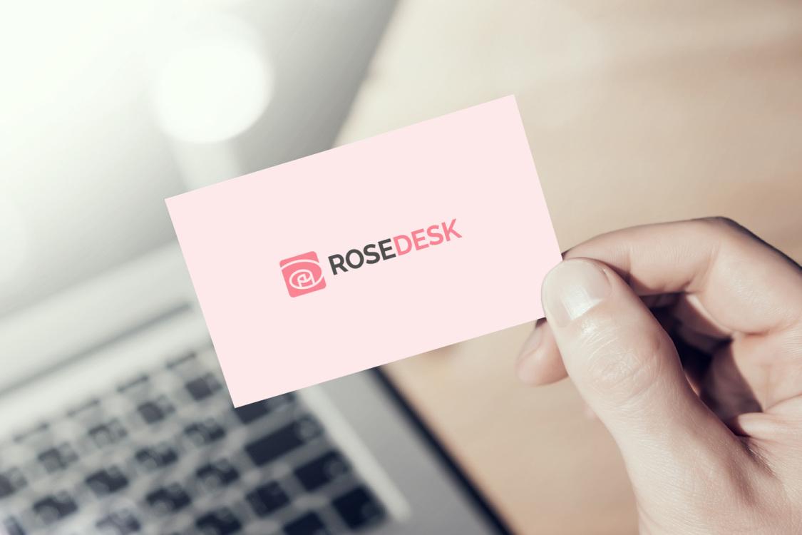 Sample branding #2 for Rosedesk