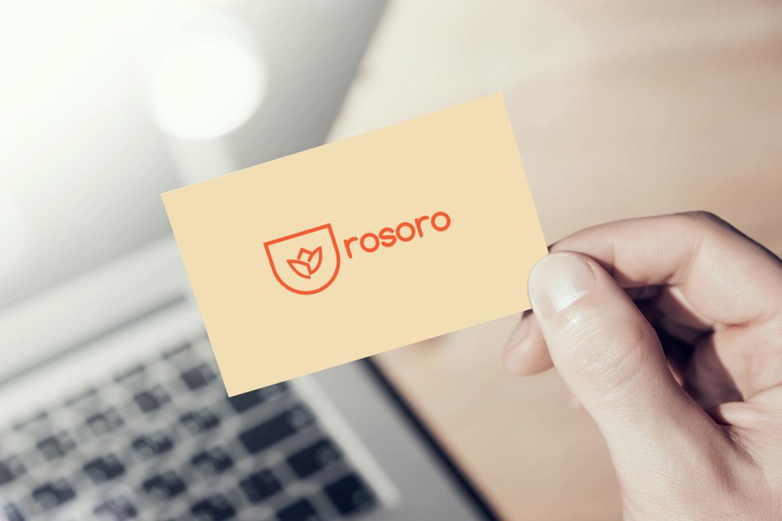 Sample branding #3 for Rosoro