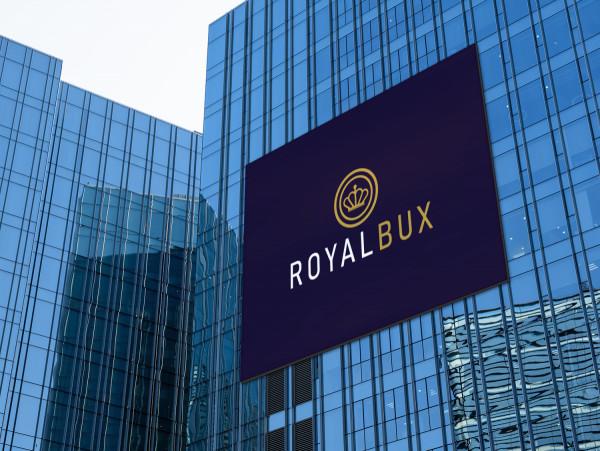 Sample branding #1 for Royalbux