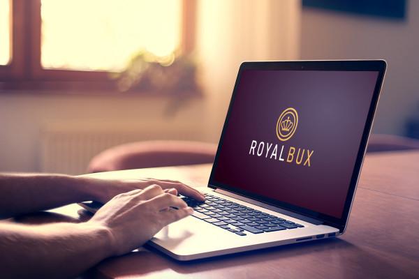 Sample branding #3 for Royalbux
