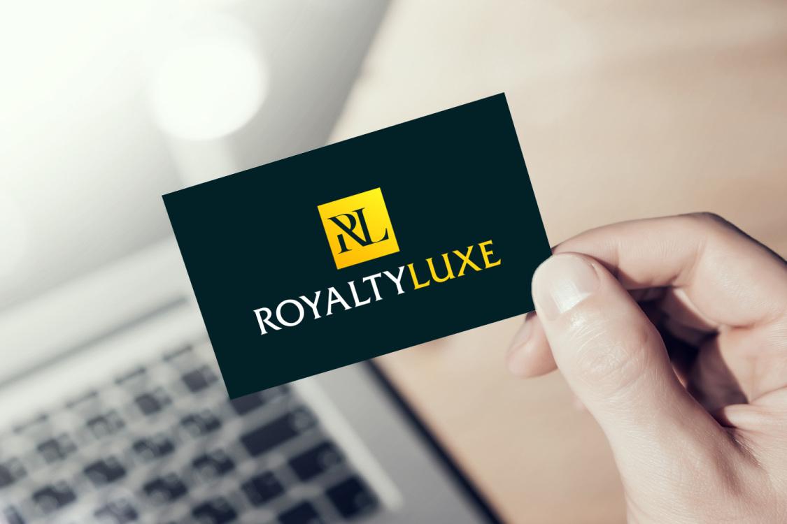 Sample branding #3 for Royaltyluxe
