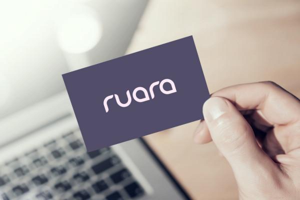 Sample branding #3 for Ruara
