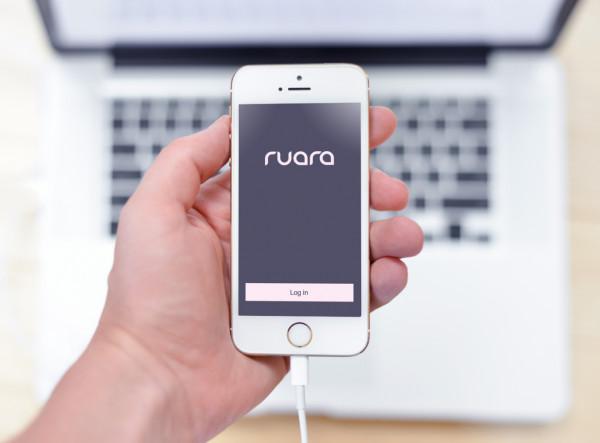 Sample branding #1 for Ruara