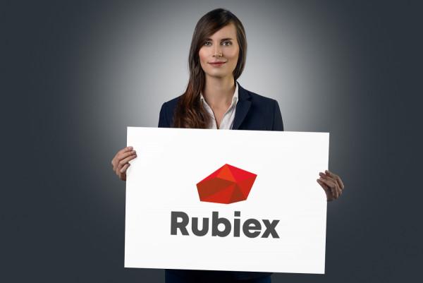 Sample branding #3 for Rubiex