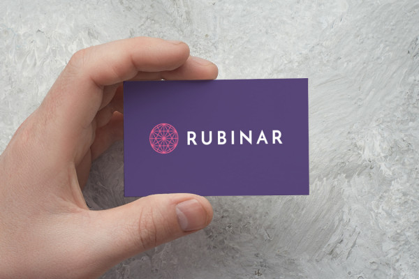 Sample branding #2 for Rubinar