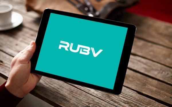 Sample branding #2 for Rubv
