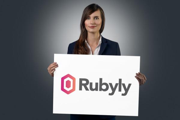 Sample branding #1 for Rubyly