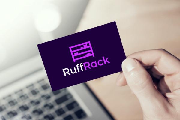 Sample branding #1 for Ruffrack