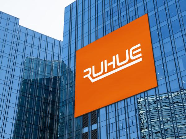 Sample branding #3 for Ruhue