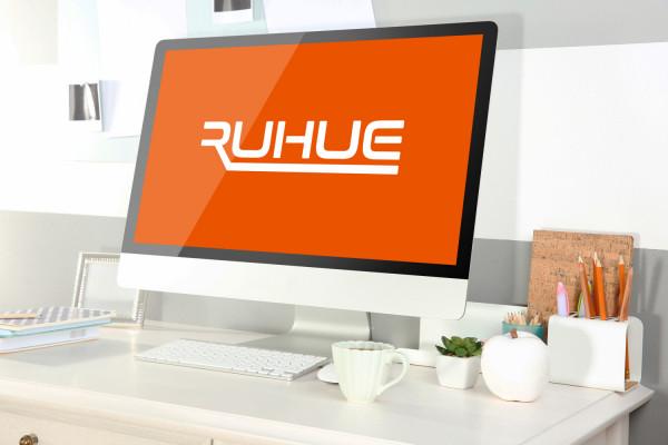 Sample branding #2 for Ruhue