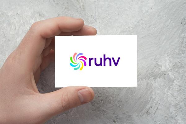 Sample branding #2 for Ruhv