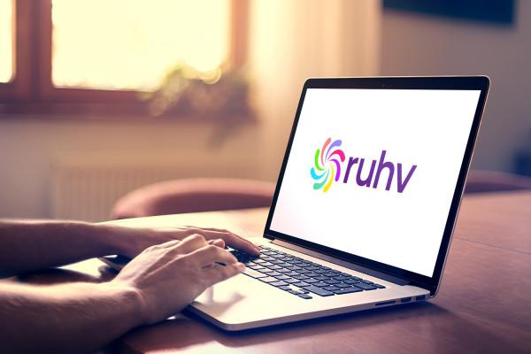 Sample branding #3 for Ruhv