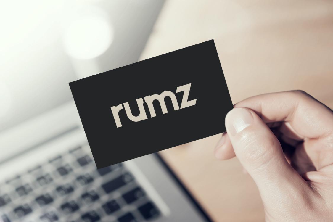 Sample branding #1 for Rumz