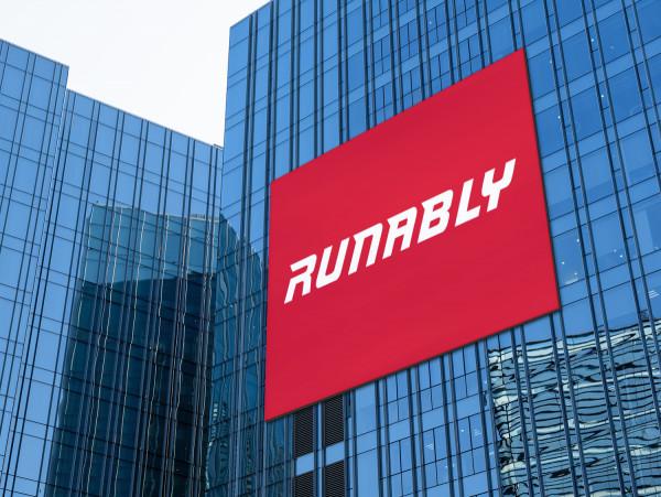 Sample branding #3 for Runably