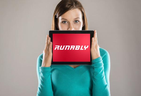 Sample branding #1 for Runably