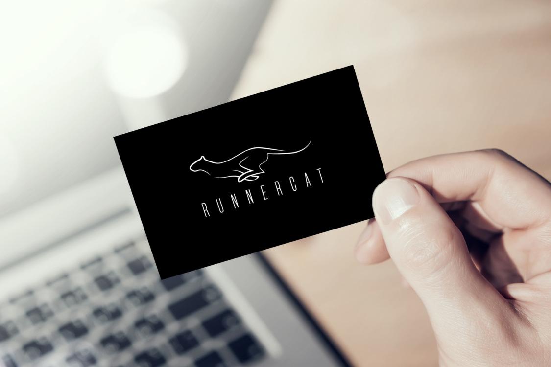 Sample branding #2 for Runnercat