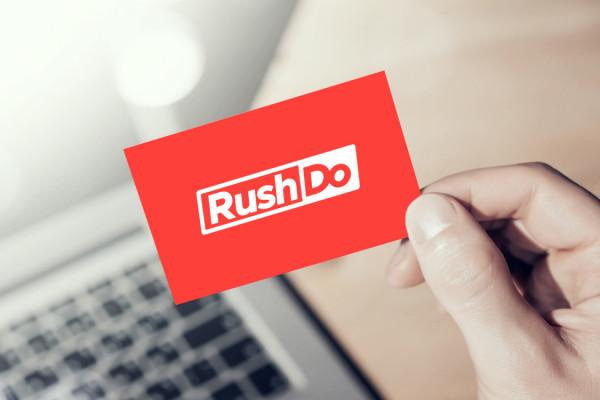 Sample branding #1 for Rushdo