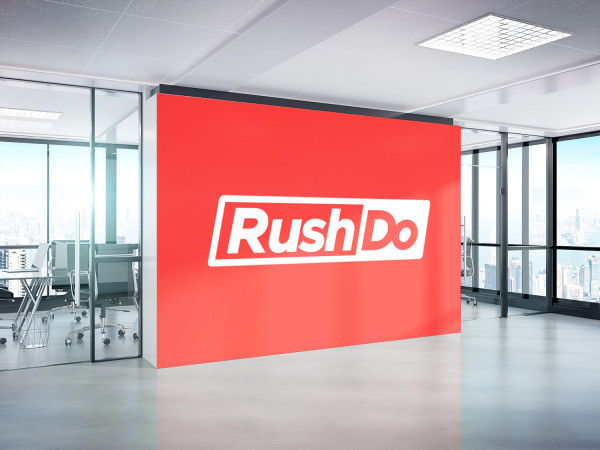 Sample branding #1 for Rushdo