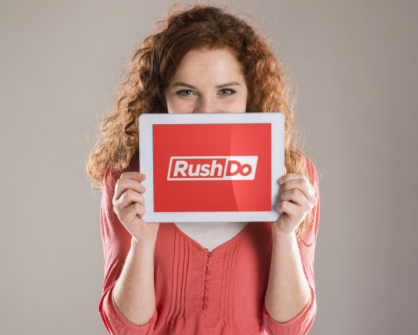 Sample branding #3 for Rushdo