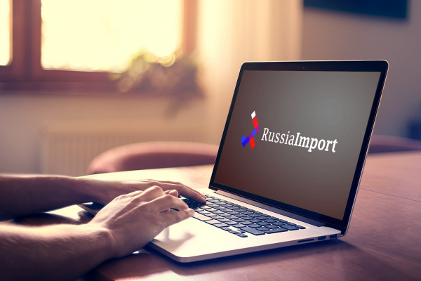 Sample branding #2 for Russiaimport