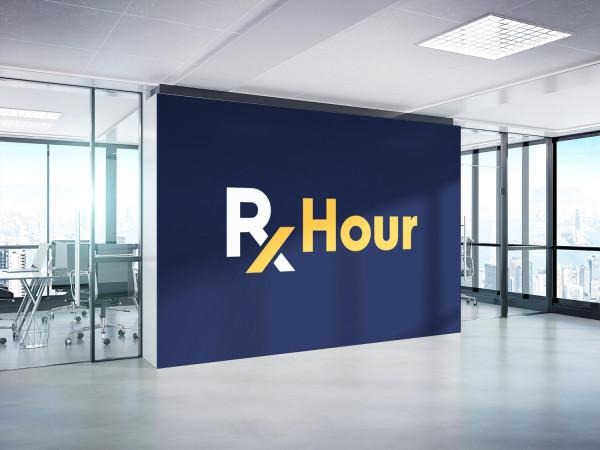 Sample branding #2 for Rxhour