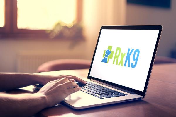 Sample branding #2 for Rxk9