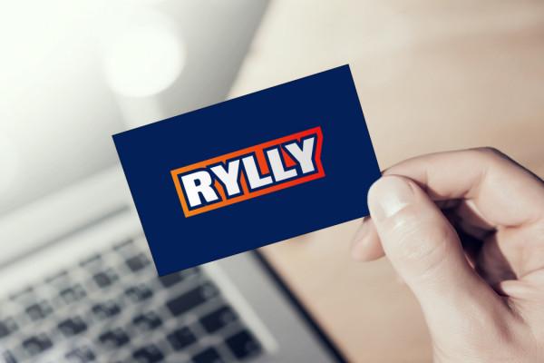 Sample branding #3 for Rylly