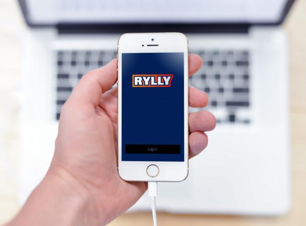 Sample branding #1 for Rylly
