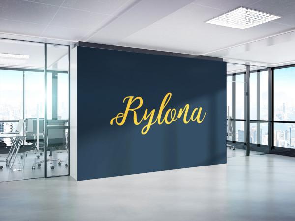 Sample branding #1 for Rylona